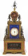 This rare 19th century clock, originally made for the Chinese Imperial market, sailed past its pre-sale estimate of $20,000-$30,000 to realize $526,750.