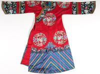 Chinese Court Robe - estimate $500/700