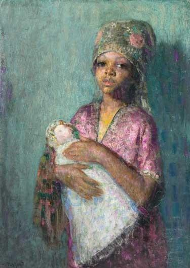 Hovsep Pushman, The Little Mother, , $30,000/50,000