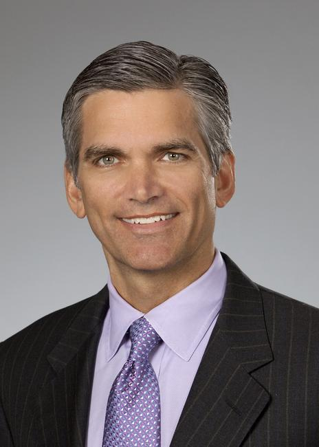 Tad Smith is Sotheby's new President and CEO.