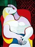 Picasso's La Reve, 1932, was purchased for $155 million by hedge fund owner Steven A.  Cohen.