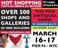 Pier Antiques Show