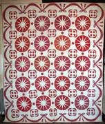 Compass quilt from Laura Fisher's FISHER HERITAGE, New York.