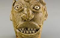 "The Georgia Museum of Art at the University of Georgia will present the exhibition ""Face Jugs: Art and Ritual in 19th-Century South Carolina"" May 4 to July 7, 2013."