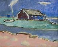 White Beach (House on the Beach), 1942.