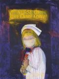 Richard Prince, Nurse of Greenmeadow, 2002, sold for $8.57 million.