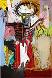 """Untitled"" of 1981 by Jean-Michel Basquiat sold for $16 million at Phillips de Pury."
