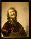 """Laughing Rembrandt"""