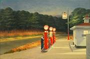 Edward Hopper.  Gas, 1940.  The Museum of Modern Art, New York, Mrs.  Simon Guggenheim Fund, 1943.  © The Museum of Modern Art/Licensed by SCALA / Art Resource, NY.