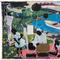 Kerry James Marshall's Past Times (1997) set a new record for a living African American artist of $21.1m with fees
