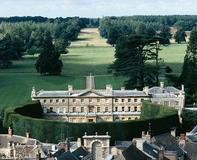 A housekeeper allegedly stole art and antiques from the Dowager's Cirencester Park Estate in the Cotswolds.