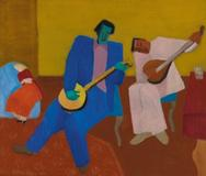 "Milton Avery's ""Music Makers"" brought a record $2,965,000 at Sotheby's on May 22, 2013."