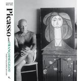 "Cover of the hardcover catalogue for the Gagosian exhibition ""Picasso and Francoise Gilot: Paris-Vallauris, 1943-1953."""