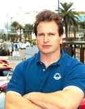 Luke Brugnara in 2003.