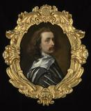 """Van Dyck's last self-portrait is part of the exhibtion """"Finding Van Dyck"""" at Philip Mould Fine Paintings."""