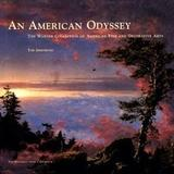 Cover of the 2002 book &quot;An American Odyssey: The Warner Collection of Fine and Decorative Arts&quot; which details Jack Warner's story of collecting.