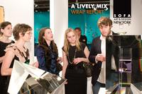 New Collectors/Young Designers Night at SOFA New York 2011.