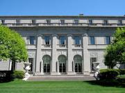 The Frick Collection resides in the Henry Clay Frick House on 5th Avenue, NY.