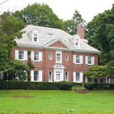 The multimillion-dollar Schulhof Collection is housed in this Kings Point, N.Y., estate.
