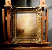 Art dealer Frank Faryab thinks he has rediscovered a JMW Turner.
