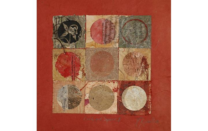 Meredith Russell-Circle and Square I