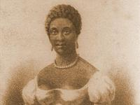 Image identified as Phillis Wheatley