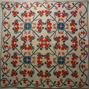 Antique quilt from FISHER HERITAGE