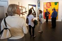 Organizers of the San Francisco Fine Art Fair, shown here, will debut a new show in Houston next year.