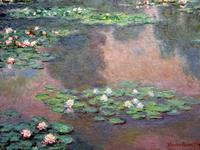 Claude Monet's Water Lilies from 1905 may fetch upwards of $50 million at Christie's on Nov.  7.