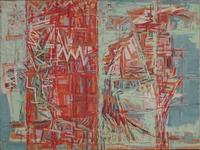 "The Georgia Museum of Art at the University of Georgia will present ""John Haley: Berkeley School Abstract Expressionist"" Nov.  10, 2012, through March 3, 2013."