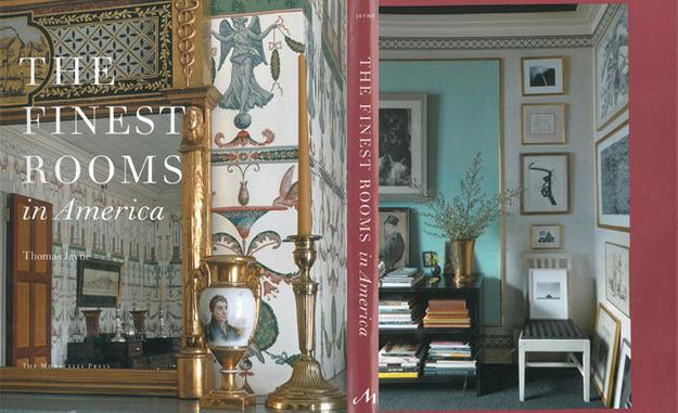 Cover of The Finest Rooms in America by Thomas Jayne
