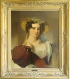 Rebecca Gratz was painted in 1831 by the artist Thomas Sully.