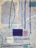 Kenzo Okada, Untitled, circa 1953, from Hollis Taggart Galleries