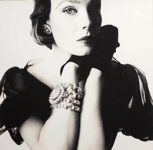 Robert Klein Gallery, Irving Penn's Woman with Bracelet, c.  1949.