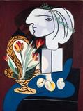 Nature Morte aux Tulipes by Picasso brought $41.5 million at Sotheby's.