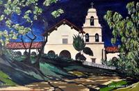 San Juan Bautista: the Mission