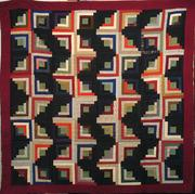 Streak of Lightning quilt from Fisher Heritage.