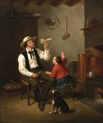 Francis W.  Edmonds, The Wind Mill, ca.  1858.  Oil on canvas.  New-York Historical Society, The Robert L.  Stuart Collection.