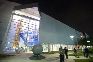 Florida International University's Frost Art Museum