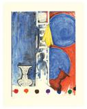 Jasper Johns,Untitled, 2011, Intaglio in 11 colors on Kupferdruck Etching Paper, 43 1/2 x 33 1/2 inches; 111 x 85 cm