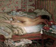 Pierre Bonnard, La Sieste, 1900.
