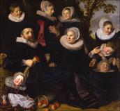 Frans Hals, Family Portrait in a Landscape, a recent acquistion by the Toledo Museum of Art.