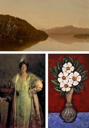 AMERICAN ART 1850-1950 at Gerald Peters Gallery
