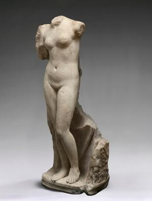 Roman statue of Venus Victrix.  from Charles Ede.