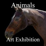 3rd Annual Animals Online Art Exhibition
