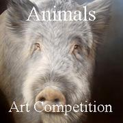 3rd Annual Animals Online Art Competition