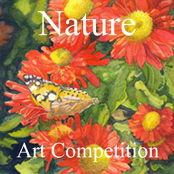 "Call for Art – Theme ""Nature"" Art Competition – April 28th Deadline - Apply Now at http://www.lightspacetime.com"
