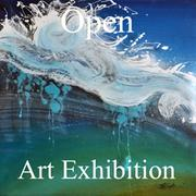 Open Art Exhibition Now Online and Ready to View