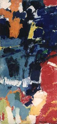 Stephen Pace, abstract Circa 1958
