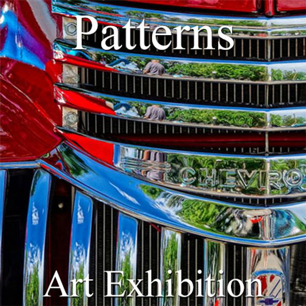 "3rd Annual ""Patterns, Textures & Forms"" Online Art Exhibition www.lightspacetime.art"